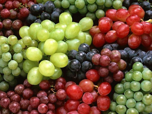 Manfaat anggur bagi kesehatan dan kecantikan