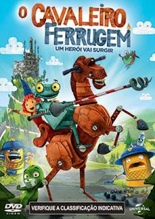 O Cavaleiro Ferrugem - BDRip Dublado