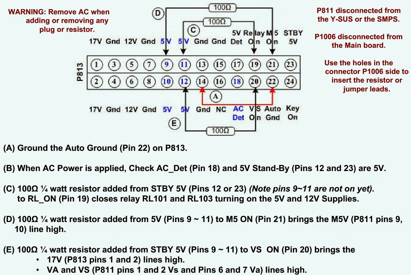 Famous Smps Testing Procedure Gift - Electrical System Block Diagram ...