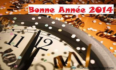 SMS Bonne Année 2014 - sms d'amour