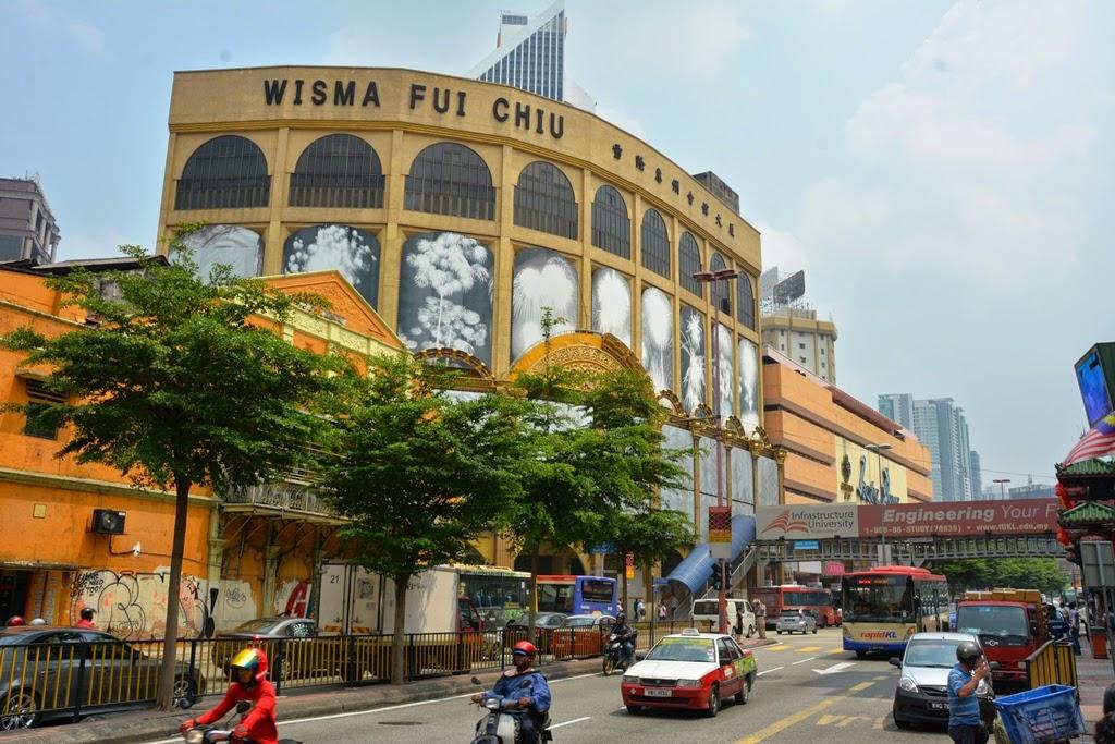 Chinatown Kuala Lumpur Wisma Fui Chiu
