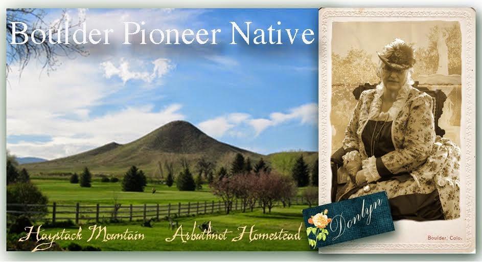 Boulder Pioneer Native