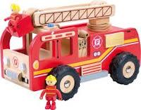 comptine illustrée capitaine des pompiers
