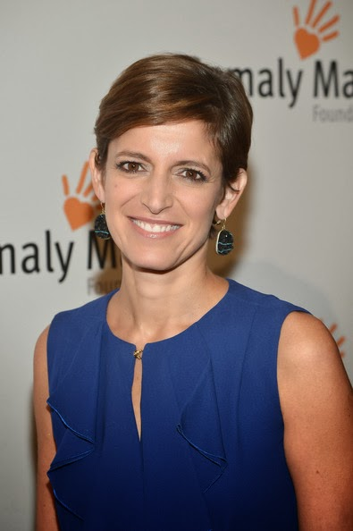 Cindi Leive Hairstyle Picture