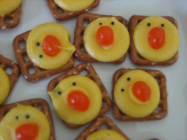 Edible Easter Treat Ideas For Kids