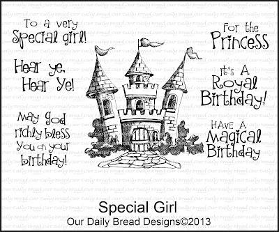 """ODBD """"Special Girl"""""""