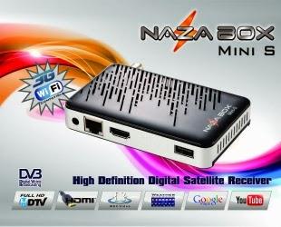 NazaBox MiniS بتاريخ 01/07/2014