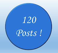 120 posts and growing!