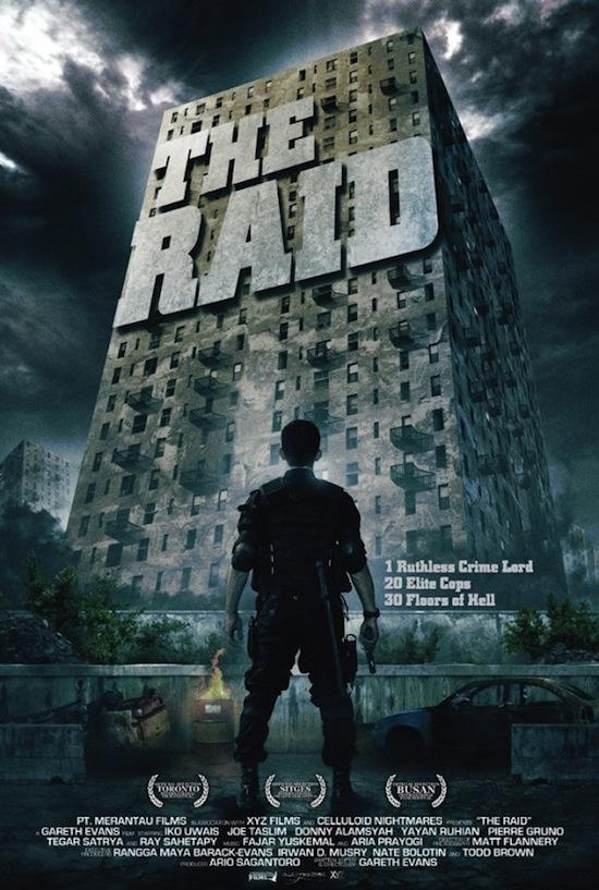 Film The Raid (Serbuan Maut) 2012