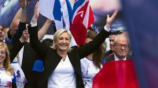 Prières de rue : Marine Le Pen