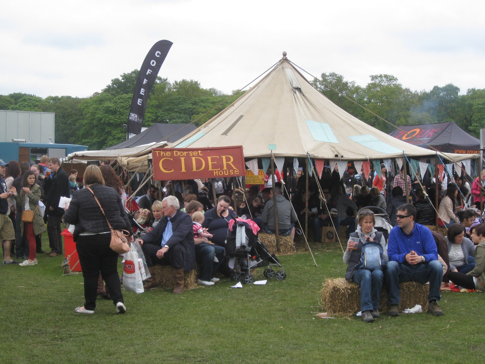 Tatton Park Food Festival Review