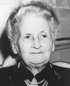Fotos de Maria Montessori | Globo Site