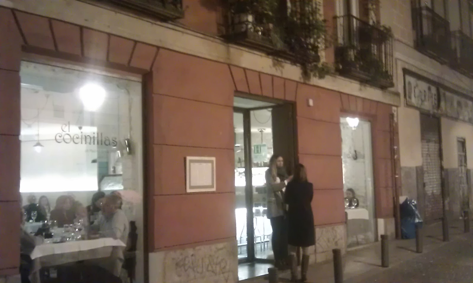 Restaurantes en madrid cr ticas y reportajes en el blog for El cocinillas madrid