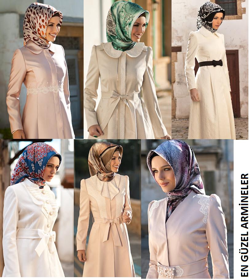 Armine nin En Güzel Pardesüleri - 2012 ilkbahar yaz
