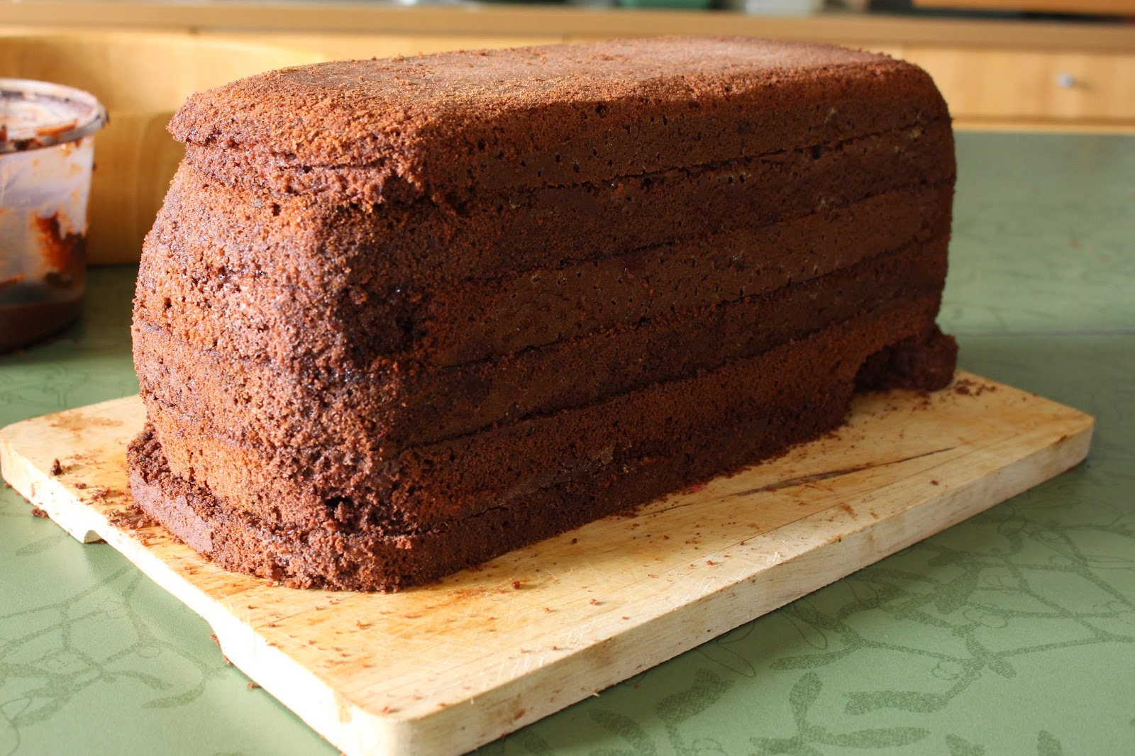 Torten lust: {rezept   tutorial} vw bus, t1  torte
