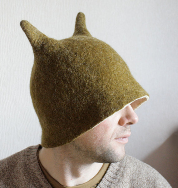 cool things on sale shrek sub wool felt hat