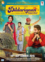 Dildariyaan 2015 720p Punjabi HDRip Full Movie