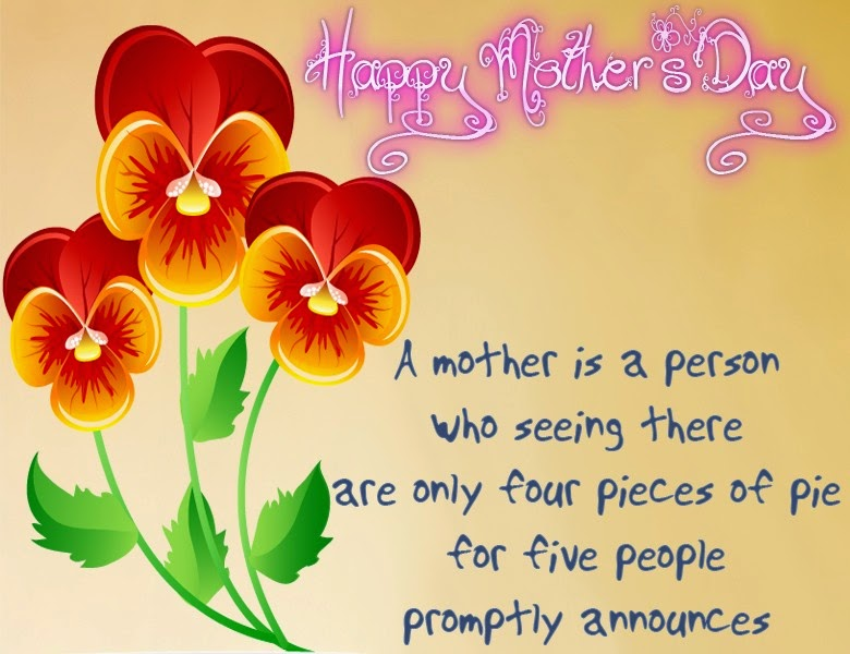 Mother's Day Quotes, part 3