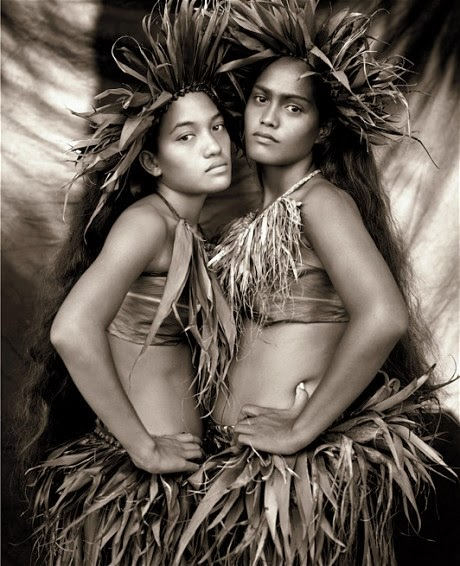 Pacific island ladies