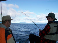 Und wieder angeln