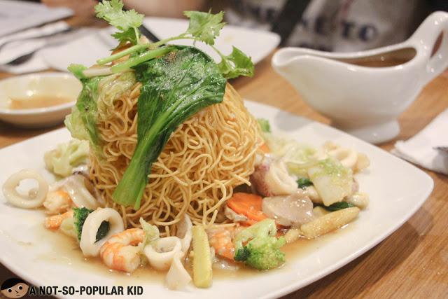 Mi Xao Don - Vietnamese Noodles