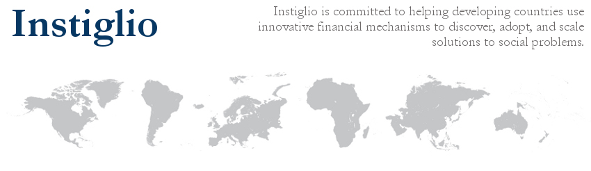 Instiglio - Social Impact Bonds in International Development