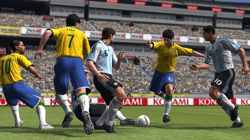 Pro Evolution Soccer (PES) 2009 2
