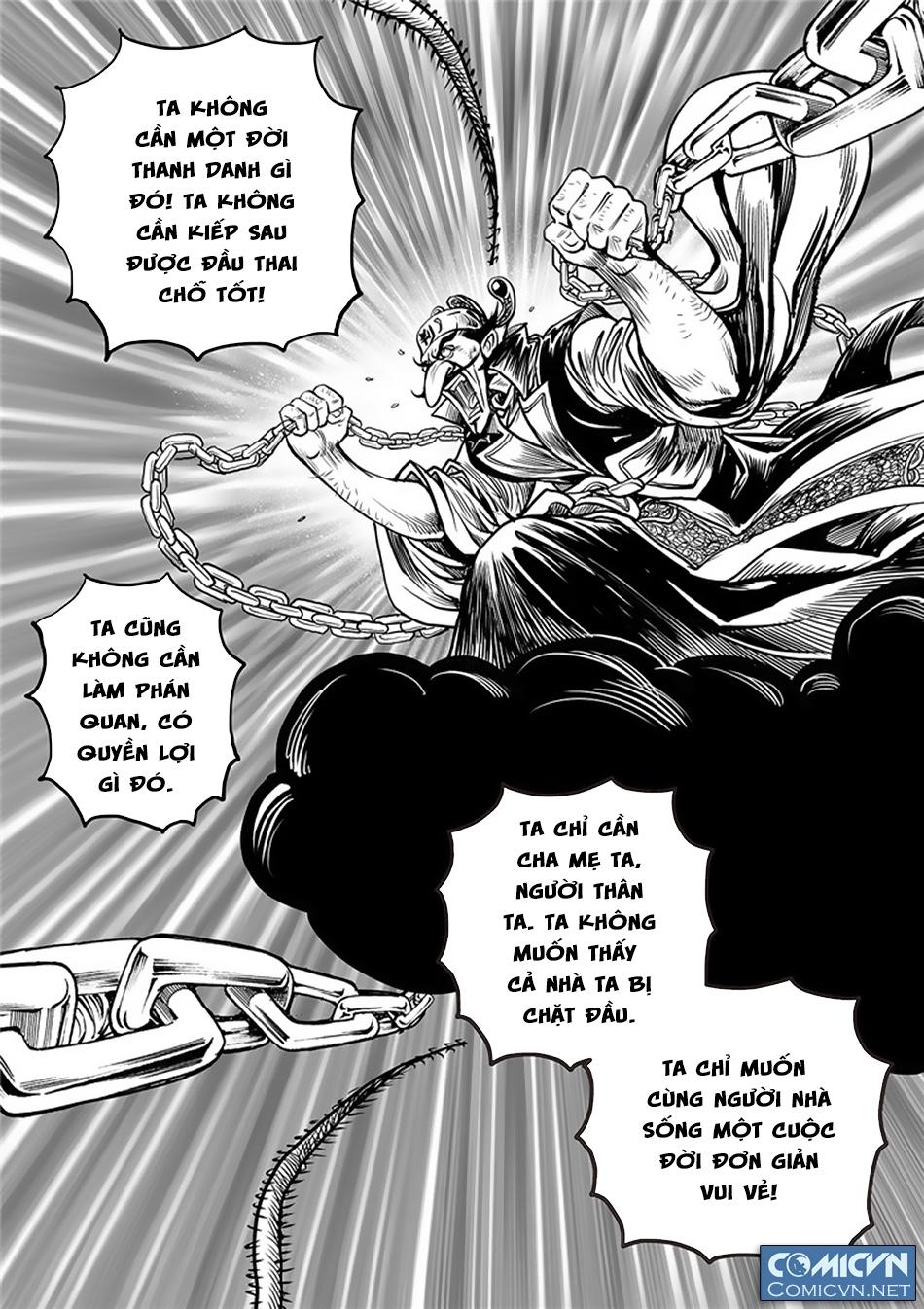 Chung Quỳ Truyền Kỳ Chapter 31 - Hamtruyen.vn