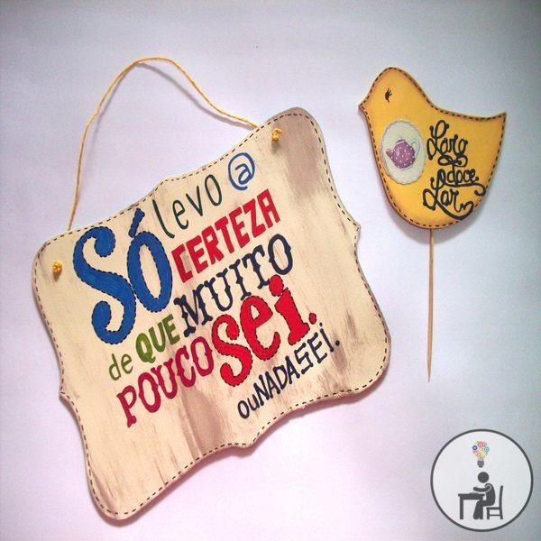 plaquinhas, mdf, presente, atelier, wesley, felicio, lia agio, crafts, handmade,