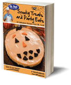 Free Spooky Treats + Party Eats eCookbook