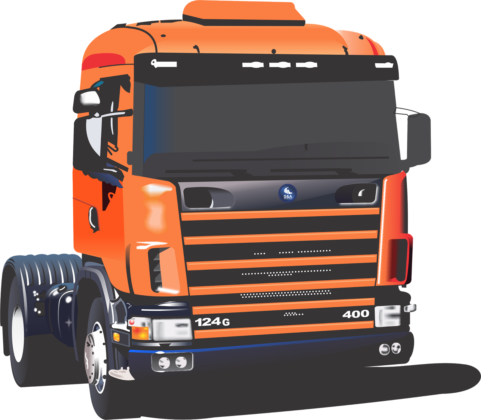 Free Vector About Car Amp Truck Vector Graphics