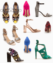 Shopping Spree: Zara Shoes Spring & Summer 2013 Collection