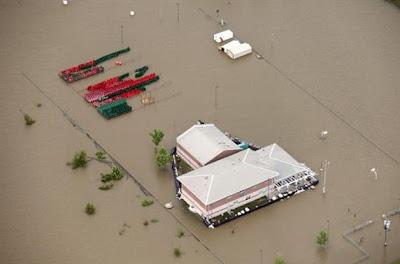 centroamerica inundada