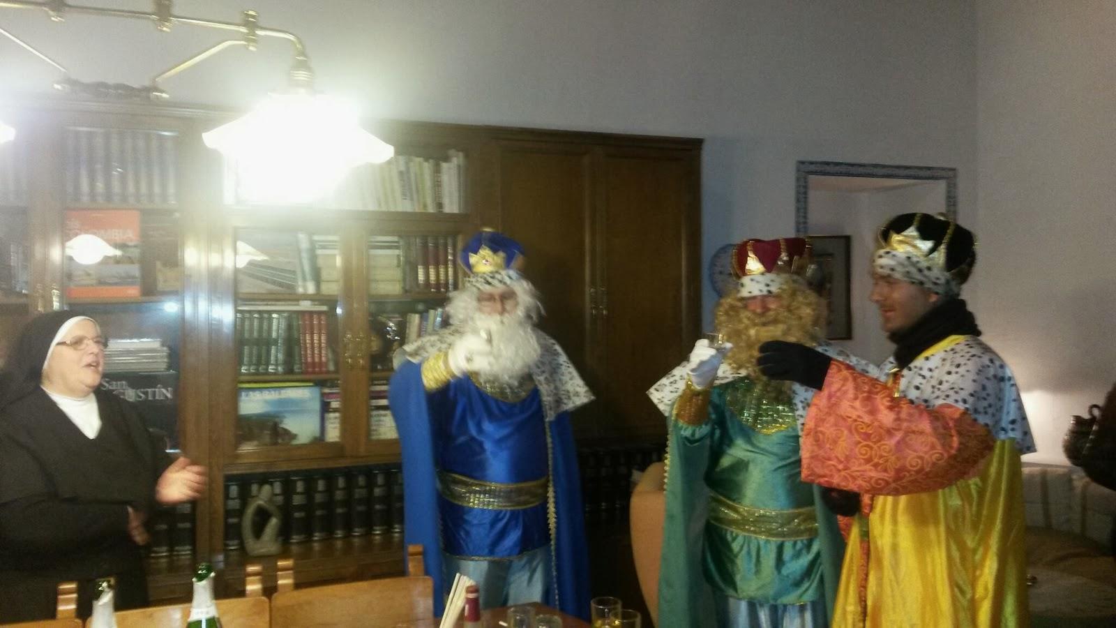 Reyes Magos De Pata Negra 2014