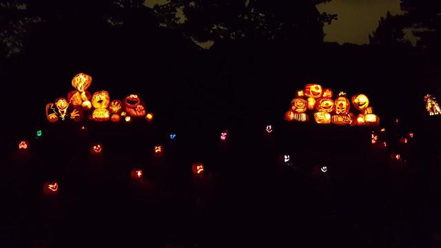 Sesame Street Jack O'Lanterns