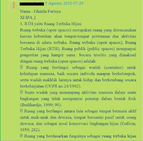 Ghaida Pandai, Ghaida Sebelum Menjadi Member JKT48