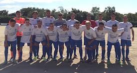 El Atlético Candeleda se llevó el Torneo Virgen de Chilla