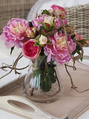 Decoraci n con flores decorando mejor - Decoracion con flores artificiales ...
