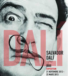 Exposition Dali  Beaubourg