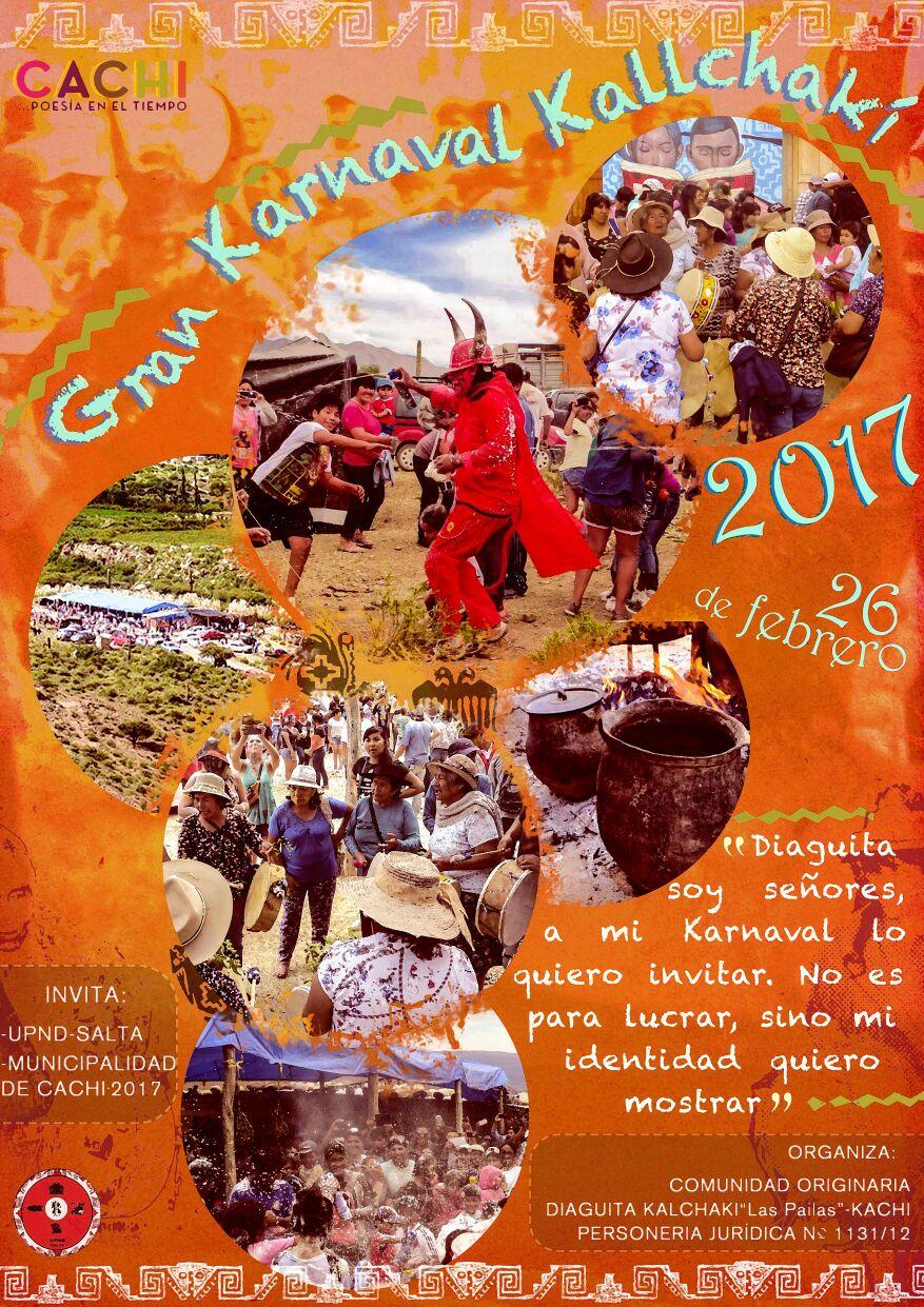 """GRAN KARNAVAL KALLCHAKÍ 2017"""