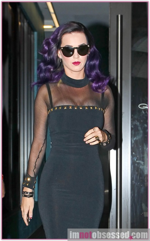 Katy Perry Has No Regrets » Gossip