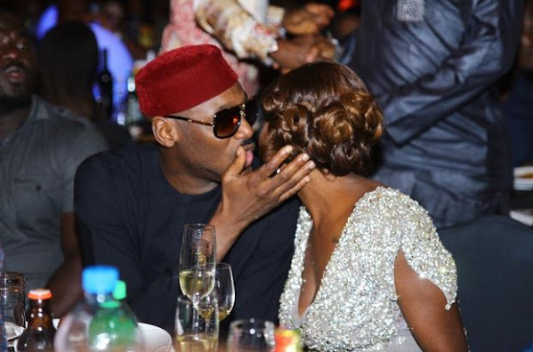 Fortyfied: Top entertainment industry acts in attendance as 2face Idibia celebrates 40th birthday (
