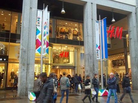 H&M San Babila