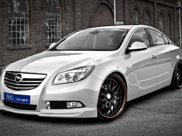 2012 JMS Tuning Opel Inisgnia