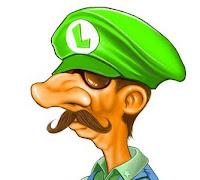 Ilustración Luigi Bross estilo Mcarthur