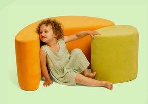 Pouf da arredamento per la cameretta dei vostri bimbi for Tappezzeria bambini