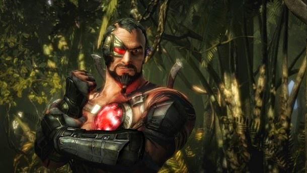 Veja como será Kano no novo Mortal Kombat X