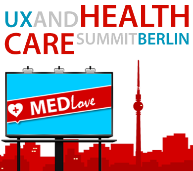 MEDlove - UX, Service Design, Healthcare