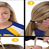 Braided Beauty Hairstyle Tutorial For School Girls