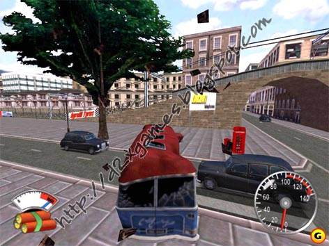 Free Download Games - The Italian Job